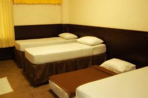 kamar hotel BMI Lembang